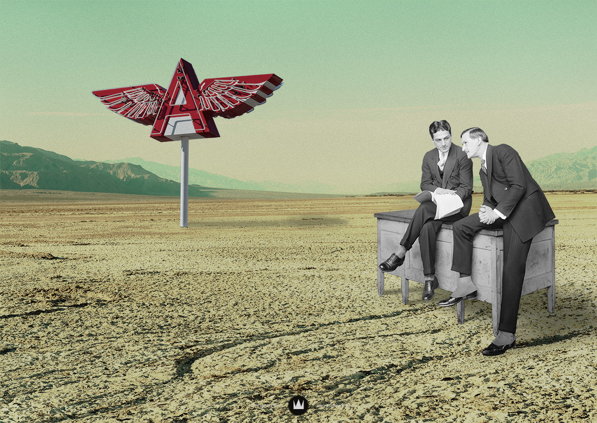 New Collage Work - 2014